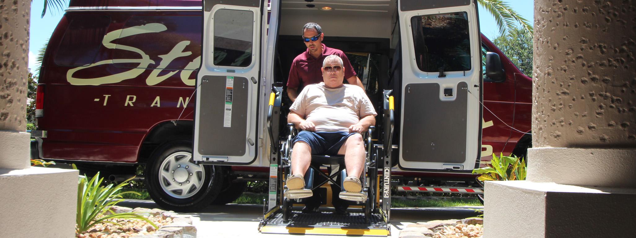 Handicap Transportation