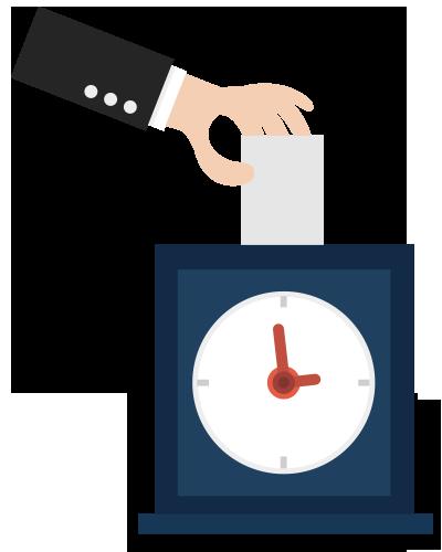 clock in clock out procedure stellar transportation