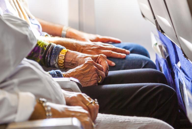 7 Airline Travel Tips for Elderly Passengers