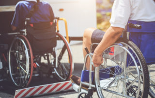 Navigating Ground Transportation in a Wheelchair: 5 Different Options