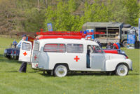 The First Ambulance Service in the US