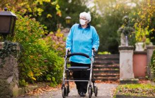 Rollator Safety Tips for Seniors
