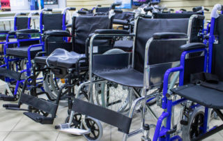 Finding a Wheelchair that Fits