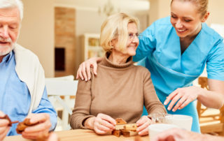 Caring for Your Loved One in Assisted Living